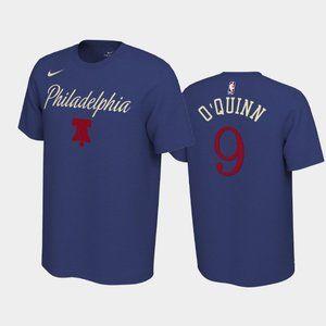 Philadelphia 76ers Kyle O'Quinn Earned T-Shirt